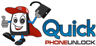 QuickPhoneUnlock – Cellphone Unlocking Made Simple Logo